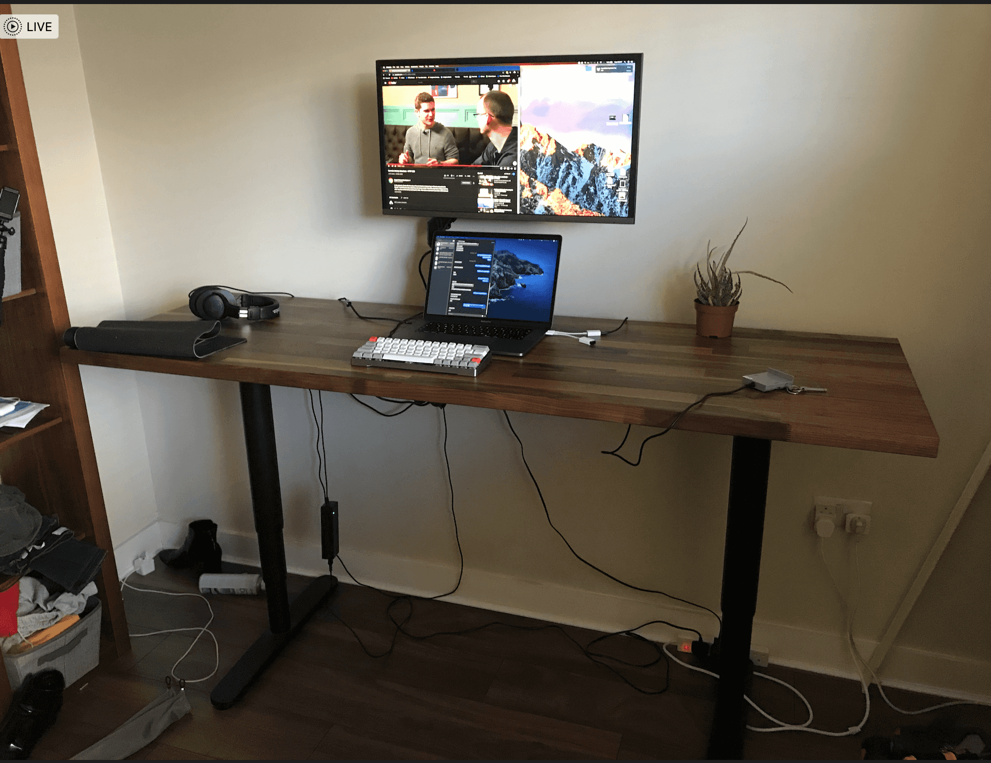 Ikea Standing Desk Karlby Counter Top Perfect Desk Thedeployguy